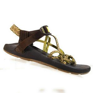 Chaco Kaleidoscope Women Toe Ring Sport Sandals 9